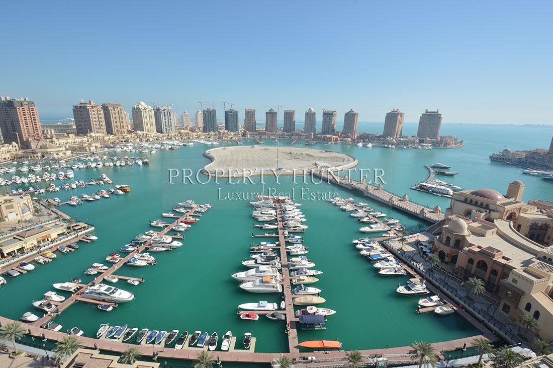 3+Maid Bedroom Apartment in Doha - The Pearl-Qatar