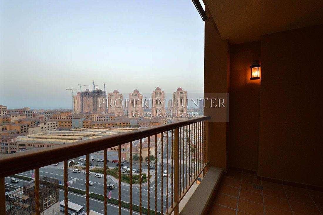 1 Chambre Appartement dans Doha - The Pearl-Qatar