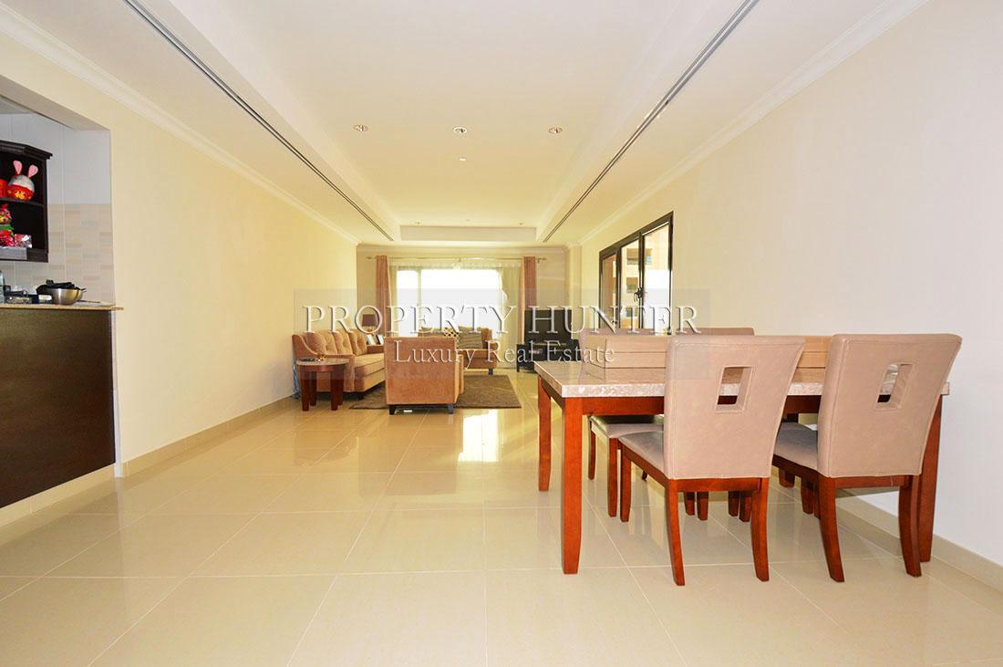 1+Maid Cuarto Apartamento en Doha - The Pearl-Qatar