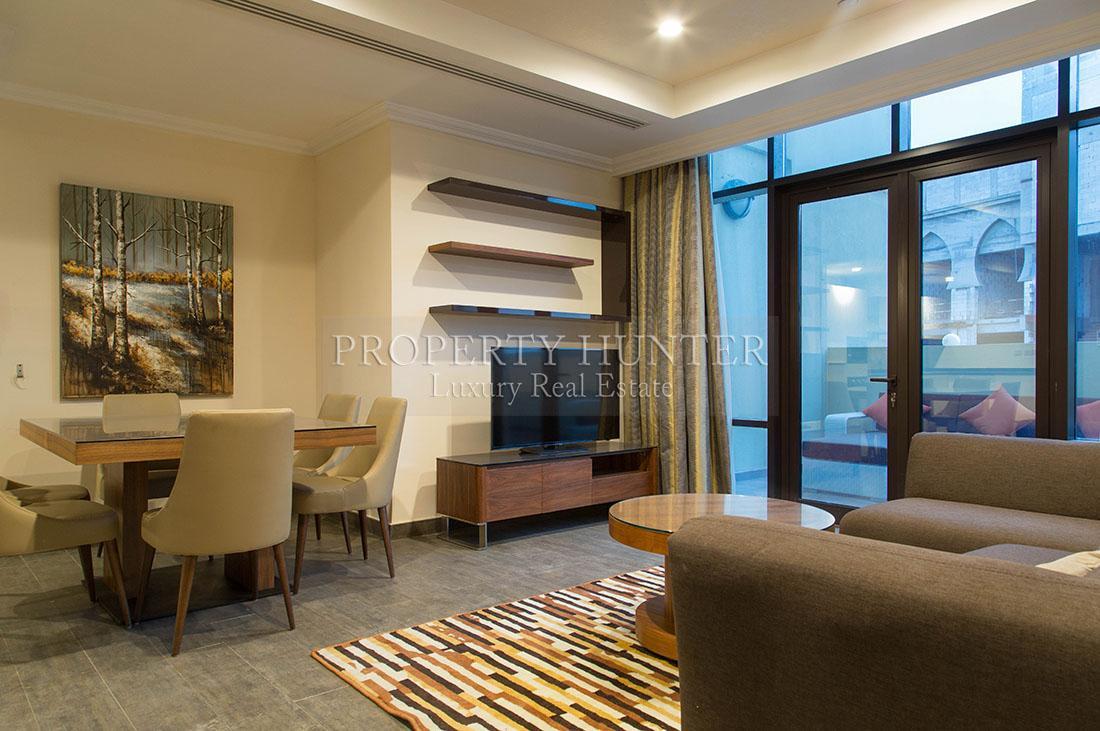 1 Chambre Penthouse dans Doha - The Pearl-Qatar