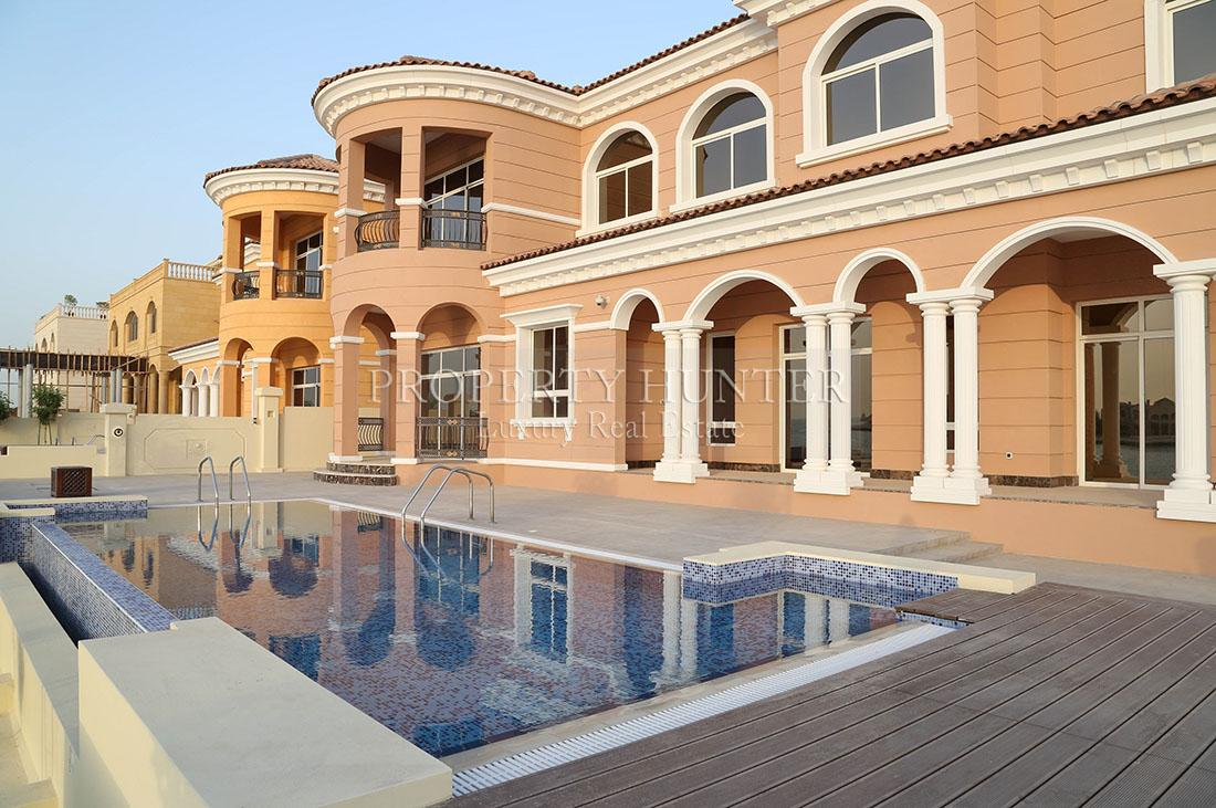 6 Cuarto Villa independiente en Doha - The Pearl-Qatar