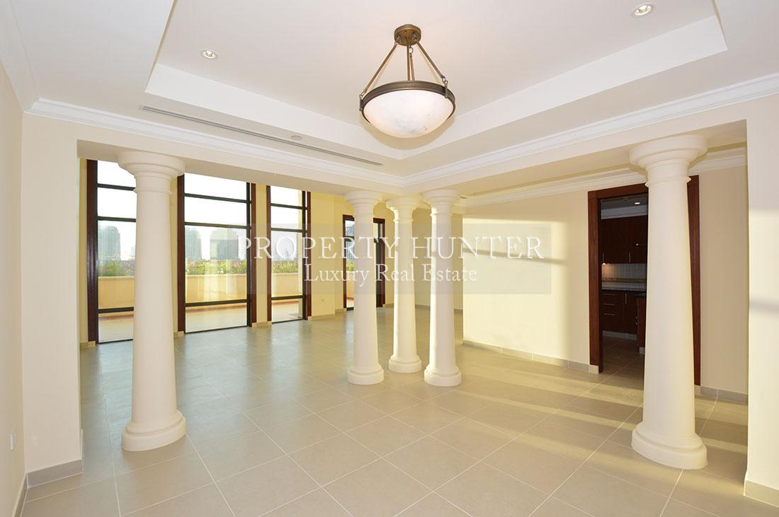 4+Maid Bedroom Town House in Doha - The Pearl-Qatar