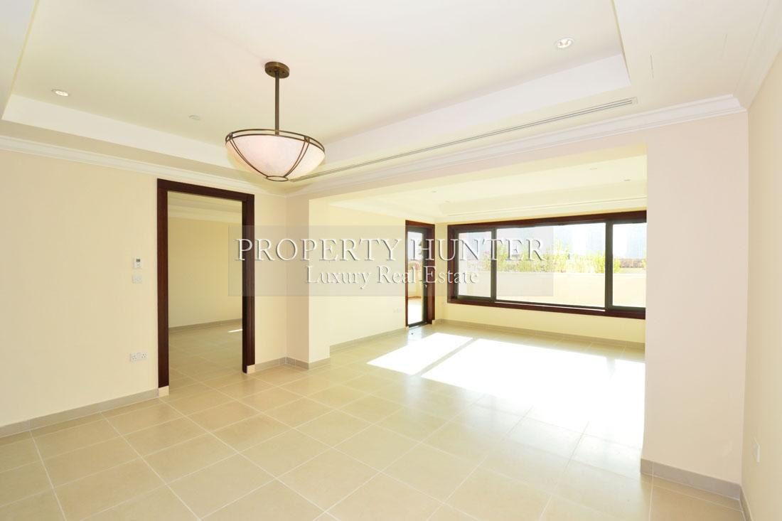 1 Bedroom Town House in Doha - The Pearl-Qatar