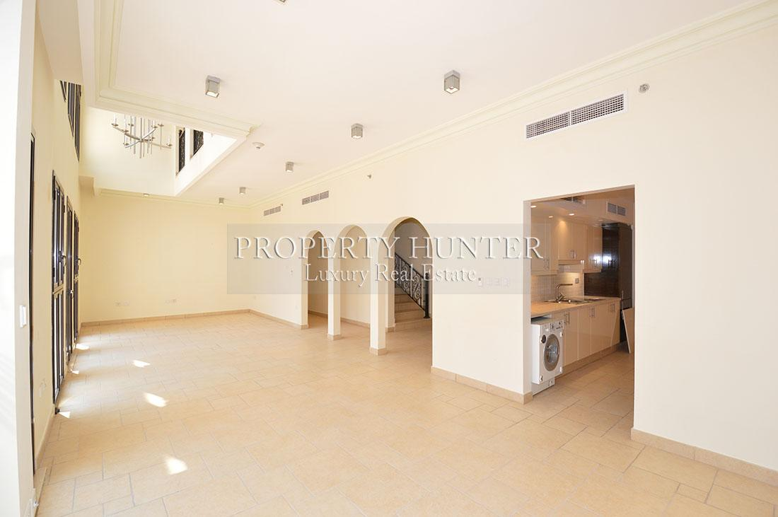 3 Bedroom Duplex in Doha - The Pearl-Qatar - Qanat Quartier
