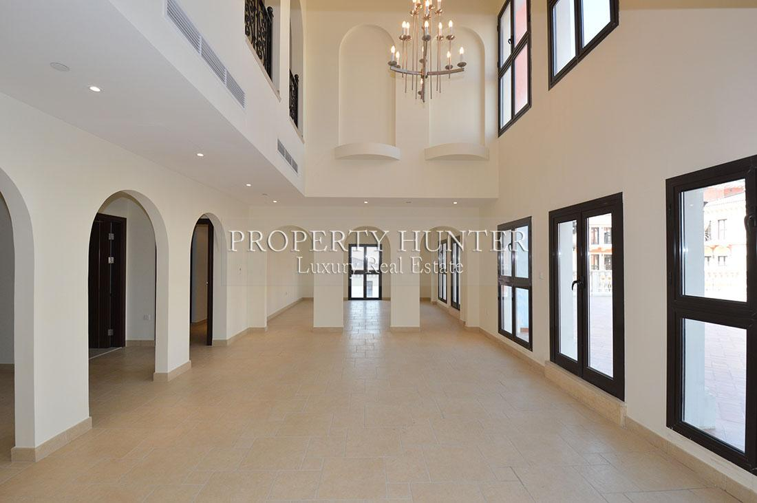5 Bedroom Apartment in Doha - The Pearl-Qatar - Qanat Quartier