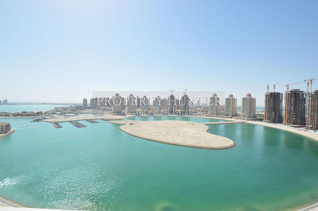 2 Chambre Appartement dans Doha - The Pearl-Qatar - Viva Bahriya