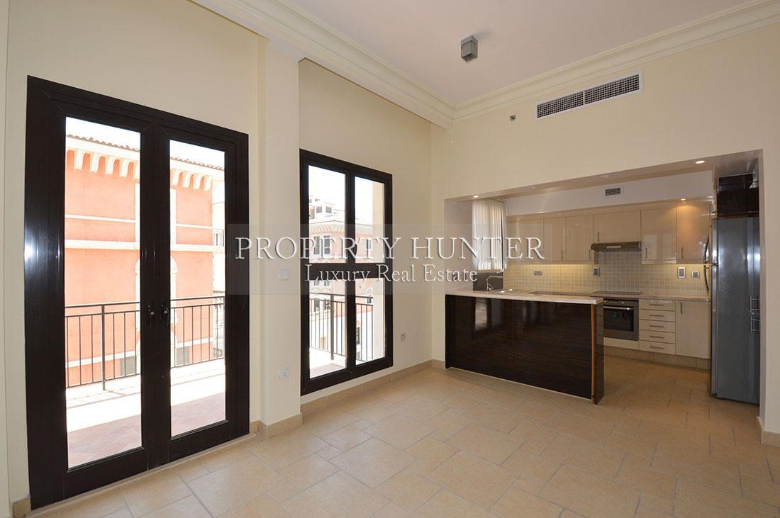 3 Bedroom Apartment in Doha - The Pearl-Qatar - Qanat Quartier