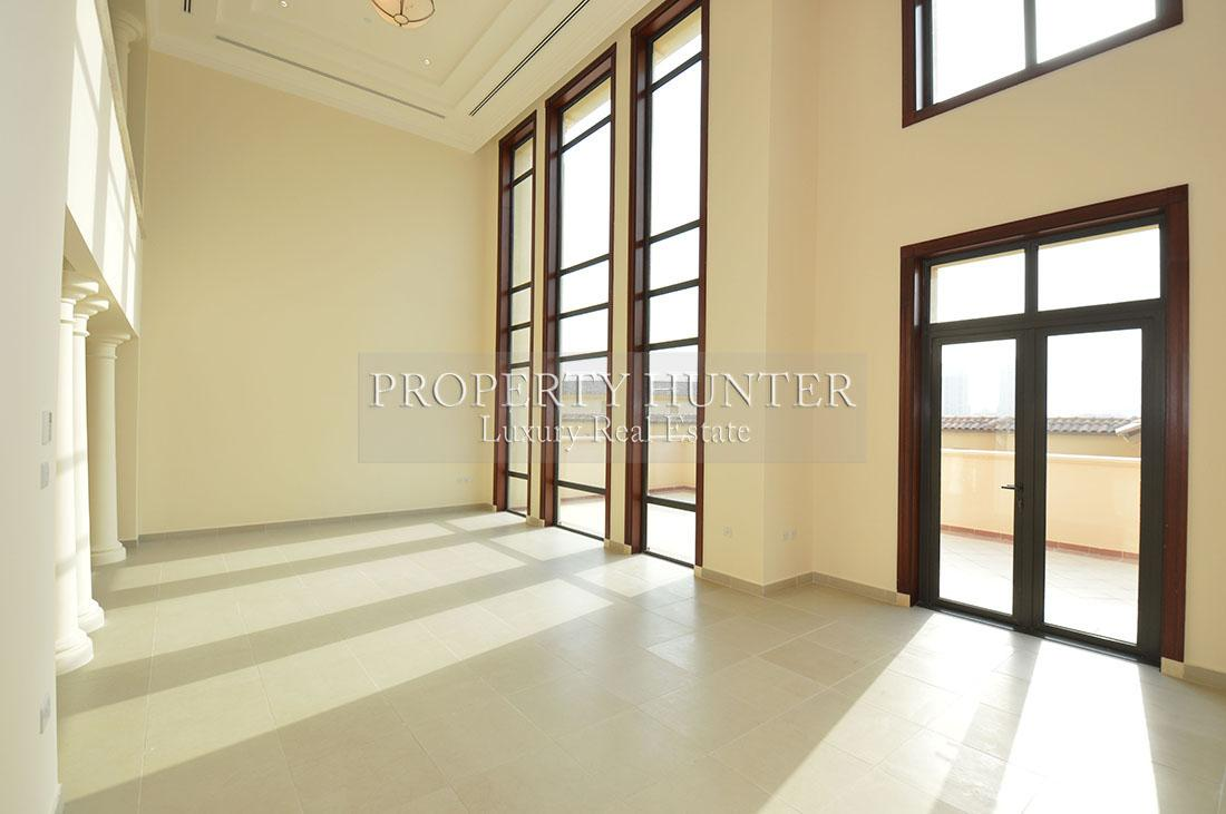 4 Bedroom Town House in Doha - The Pearl-Qatar