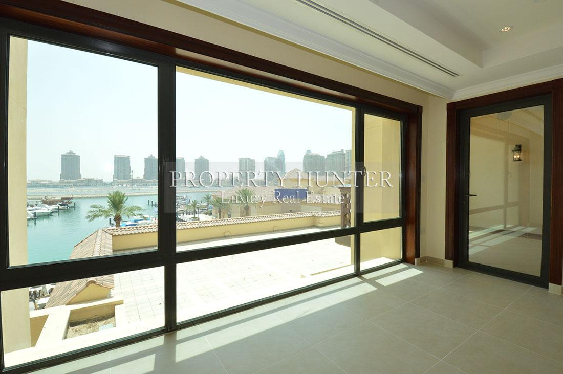 2 Bedroom Town House in Doha - The Pearl-Qatar
