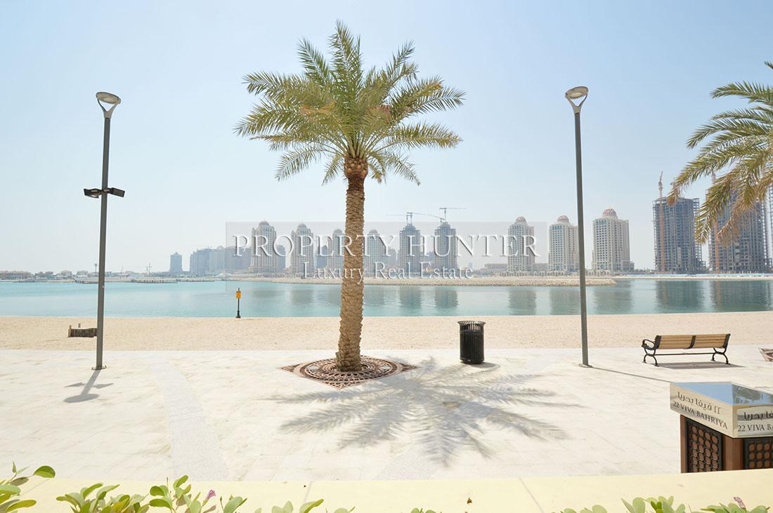 1 Bedroom Town House in Doha - The Pearl-Qatar - Viva Bahriya