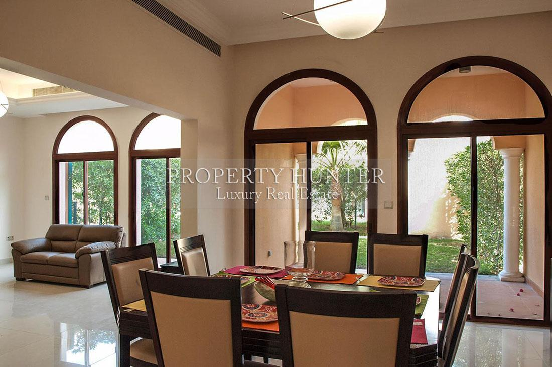 4+Maid Bedroom Villa in compound in Ar-Rayyan
