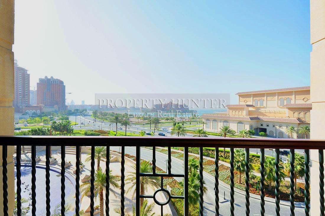 2 Chambre Appartement dans Doha - The Pearl-Qatar - Medina Centrale
