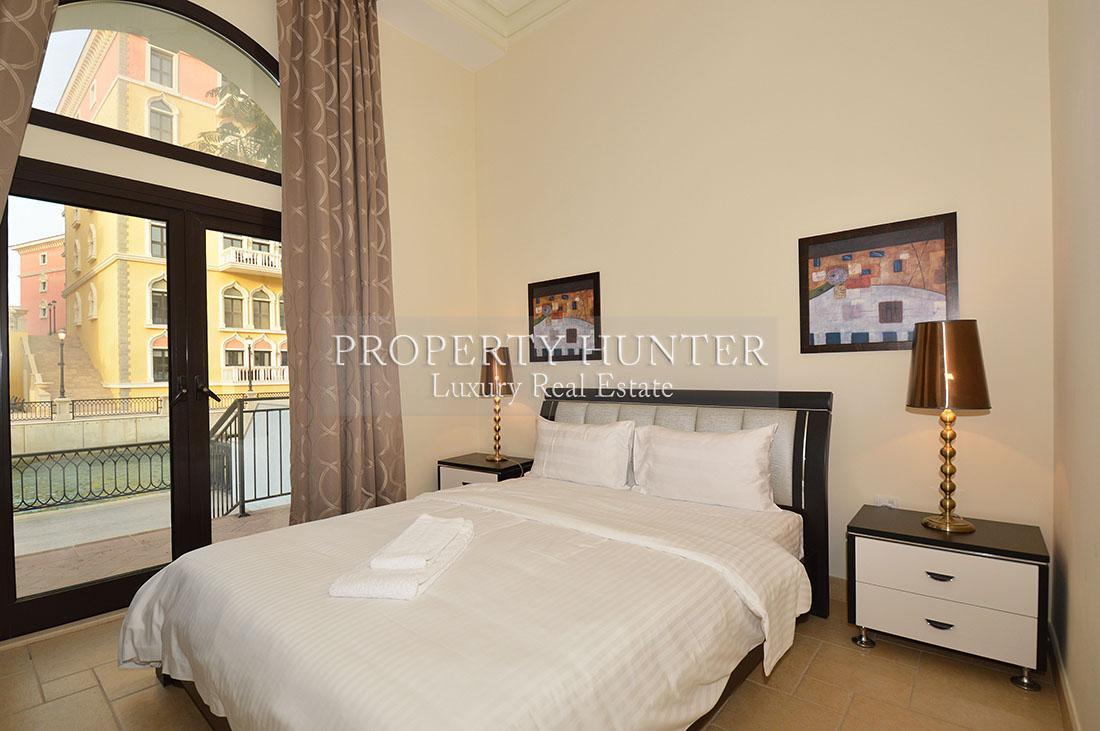 تاون هاوس 3 غرفة نوم في Doha - The Pearl-Qatar - Qanat Quartier