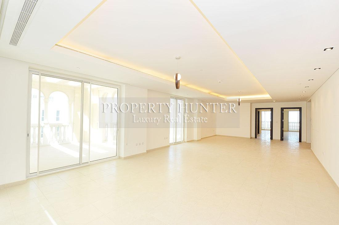 2+Maid Bedroom Penthouse in Doha - The Pearl-Qatar - Viva Bahriya