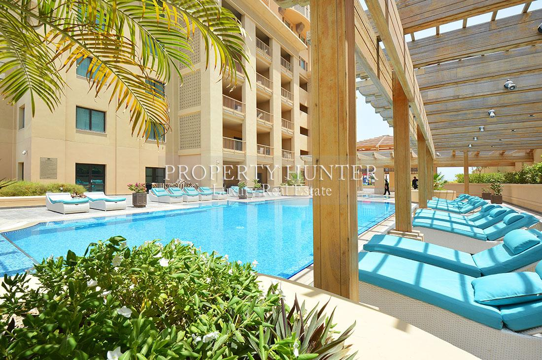 1 Bedroom Penthouse in Doha - The Pearl-Qatar
