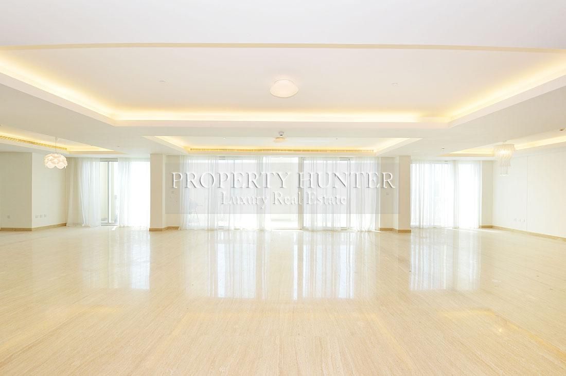 4+Maid Chambre Penthouse dans Doha - The Pearl-Qatar - Viva Bahriya