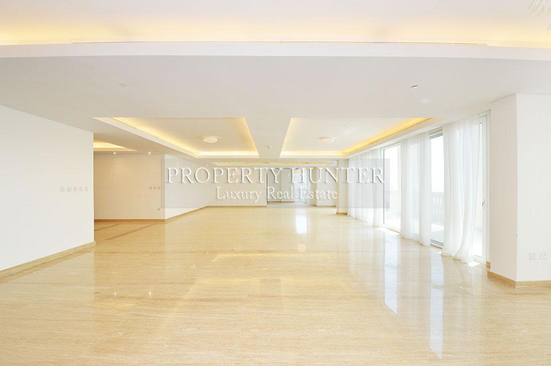 4+Maid Bedroom Penthouse in Doha - The Pearl-Qatar - Viva Bahriya