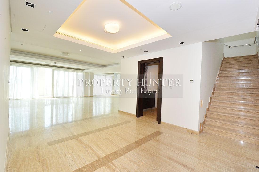 4+Maid Bedroom Penthouse in Doha - The Pearl-Qatar - Viva Bahriya