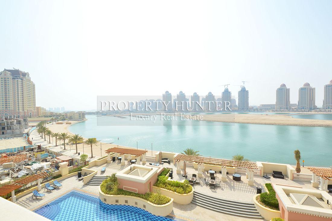 2+Maid Chambre Appartement dans Doha - The Pearl-Qatar