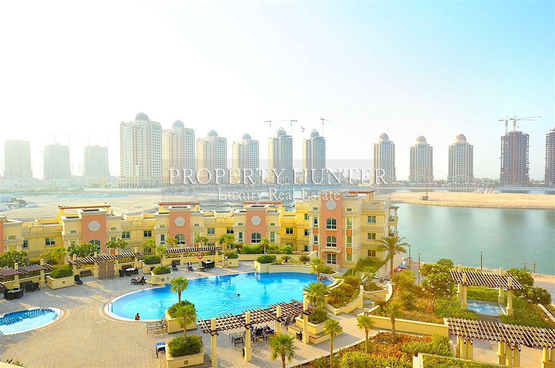 2 Bedroom Apartment in Doha - The Pearl-Qatar - Viva Bahriya