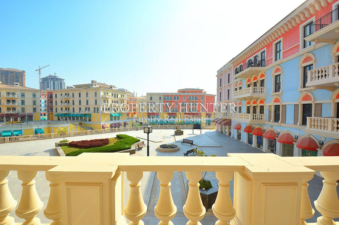 2 Bedroom Apartment in Doha - The Pearl-Qatar - Qanat Quartier