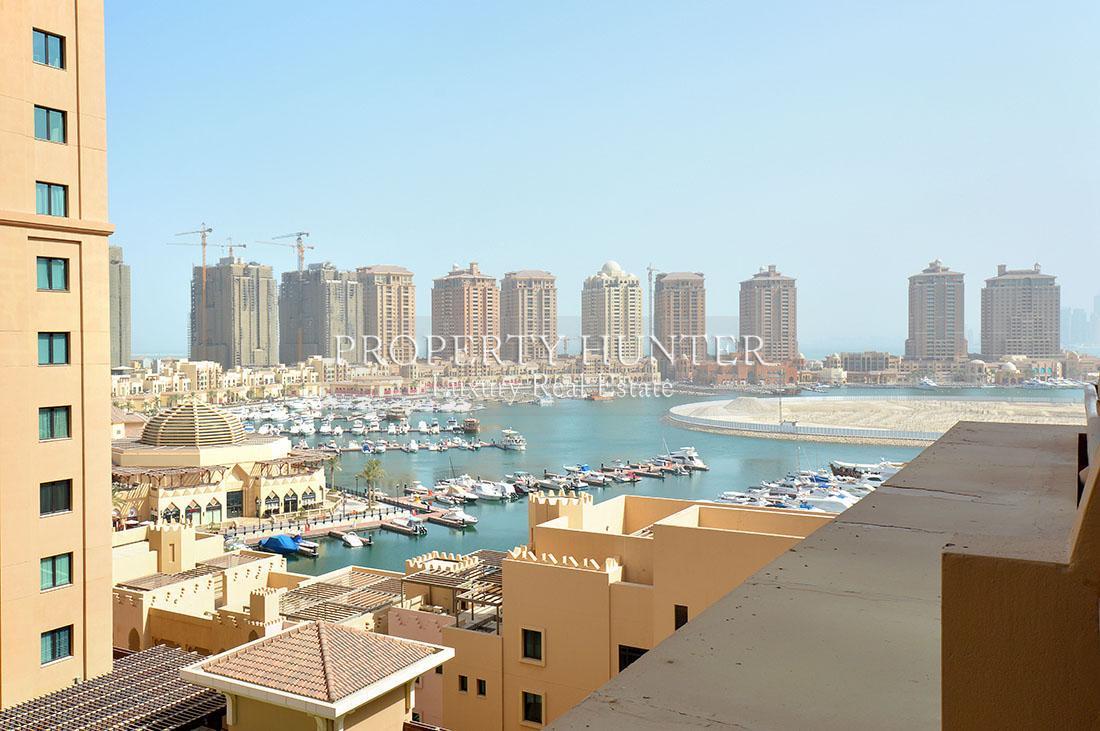 Studio Chambre Appartement dans Doha - The Pearl-Qatar