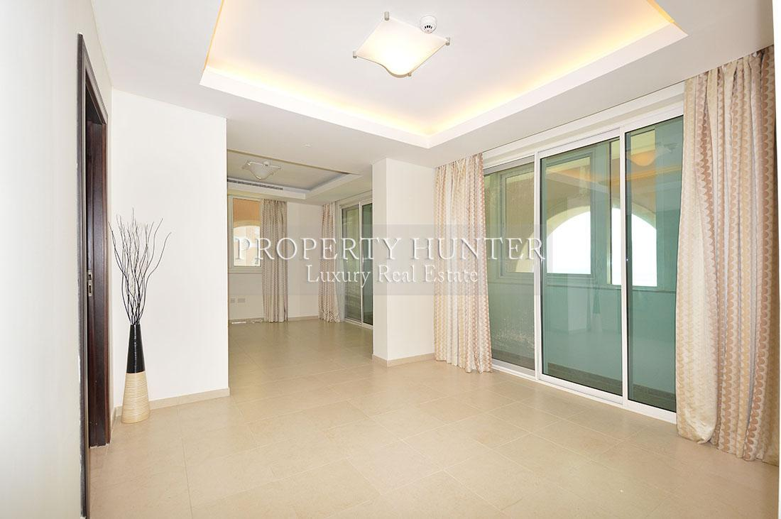 1 Bedroom Apartment in Doha - The Pearl-Qatar - Viva Bahriya