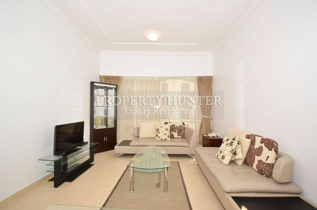 1 Bedroom Apartment in Doha - Diplomatic Area - West Bay
