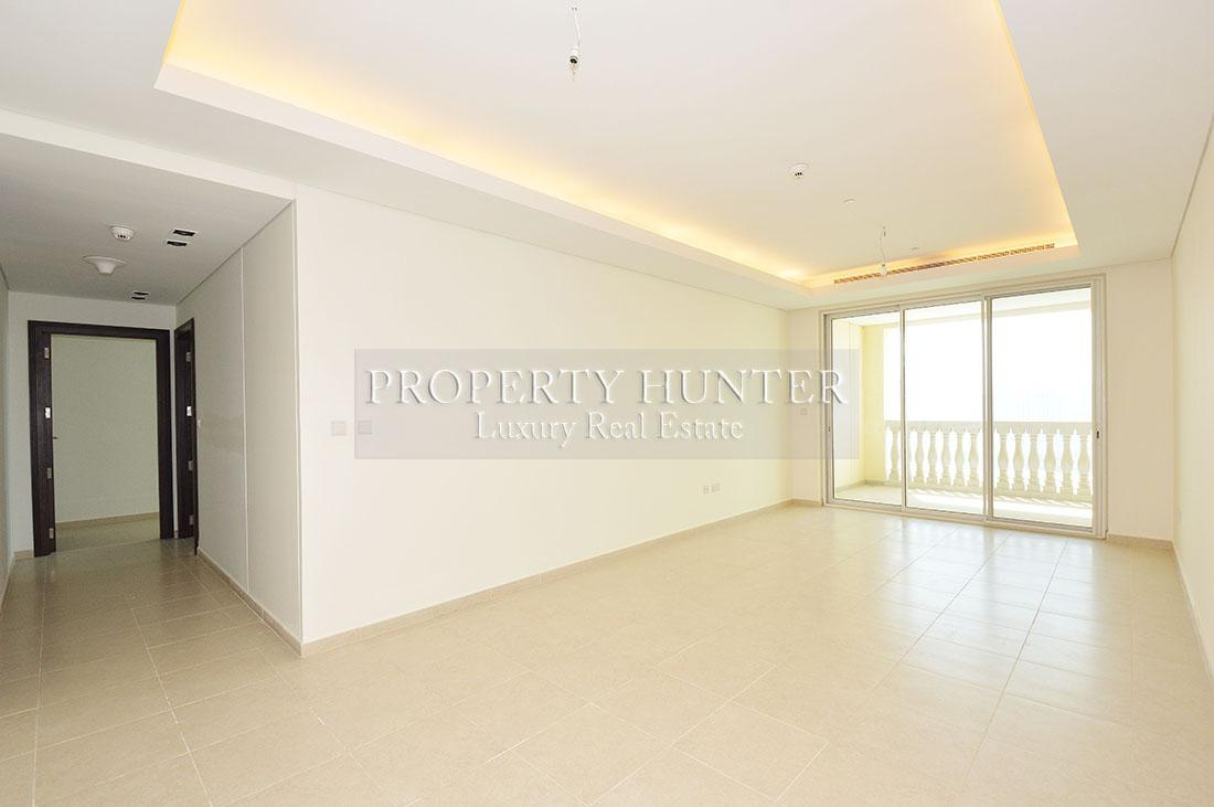 2+Maid Bedroom Apartment in Doha - The Pearl-Qatar - Viva Bahriya