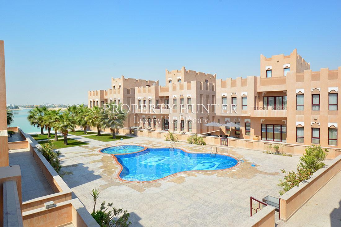 فيلا في كمبوند 5+خادمة غرفة نوم في Doha - West Bay Lagoon