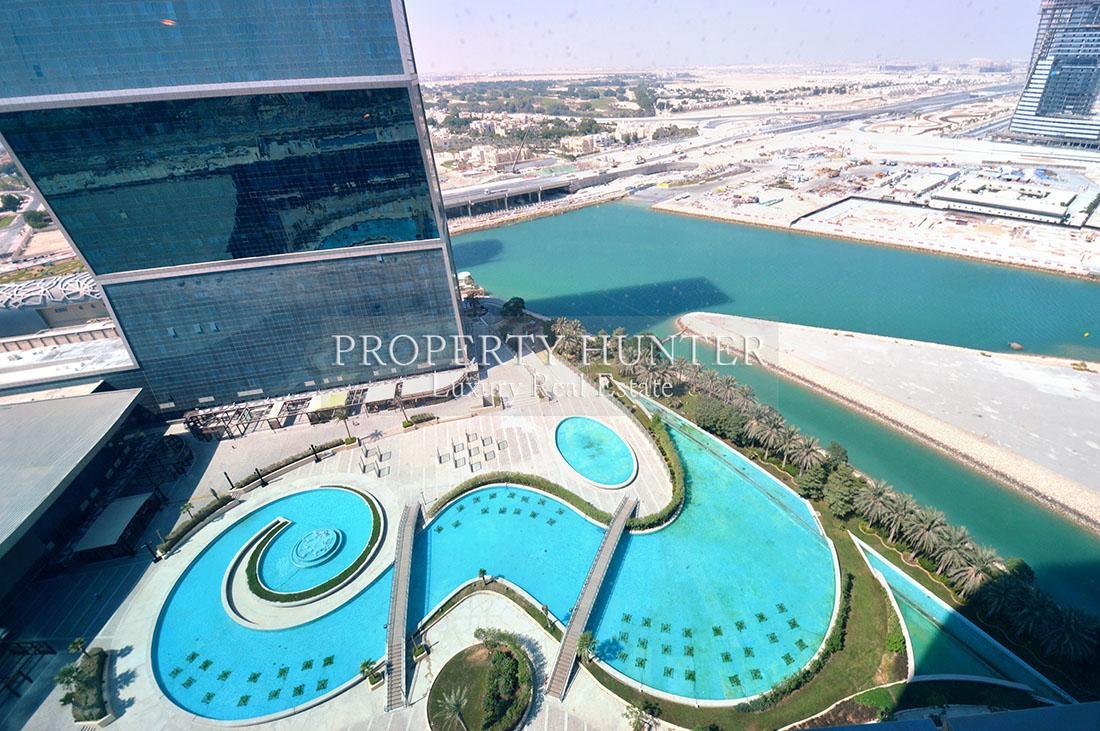 2+Maid Bedroom Apartment in Doha - Zigzag Towers