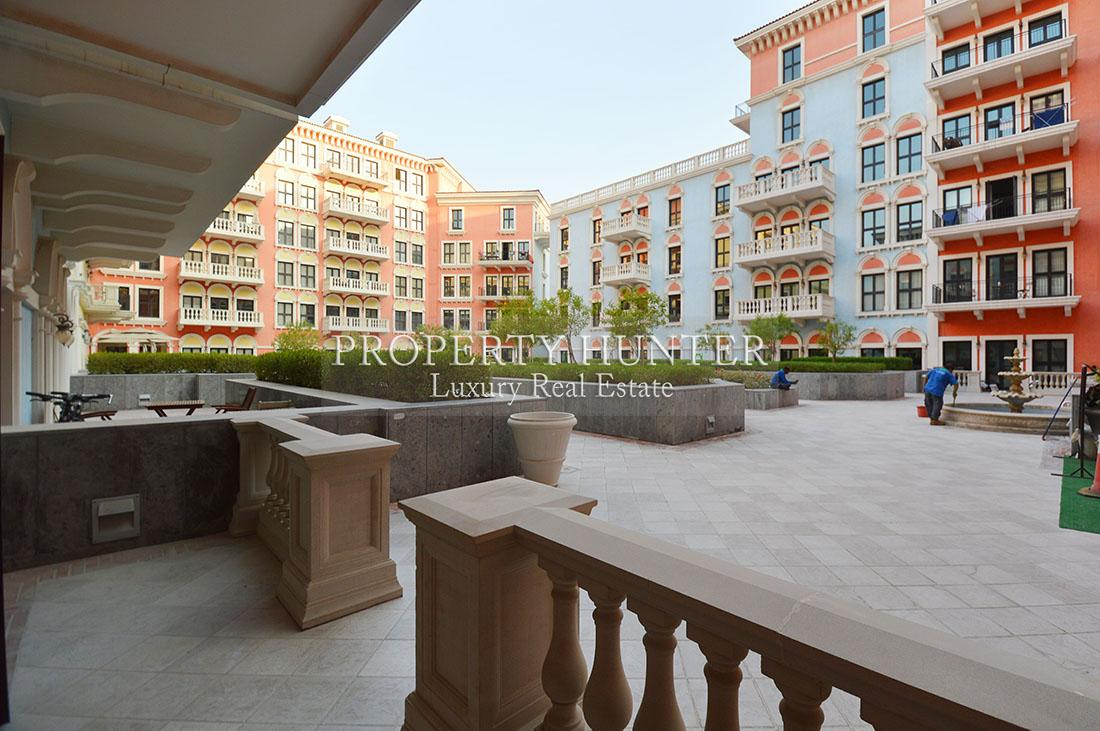 1 Bedroom Apartment in Doha - The Pearl-Qatar - Qanat Quartier