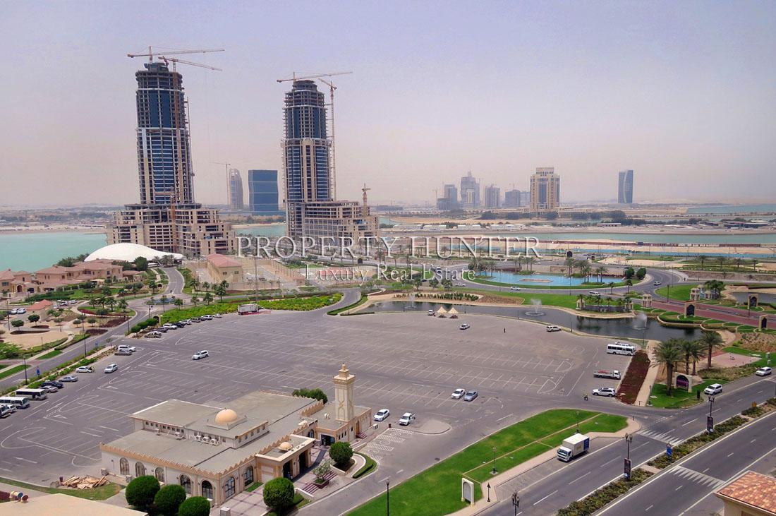 Bedroom Land in Doha - The Pearl-Qatar