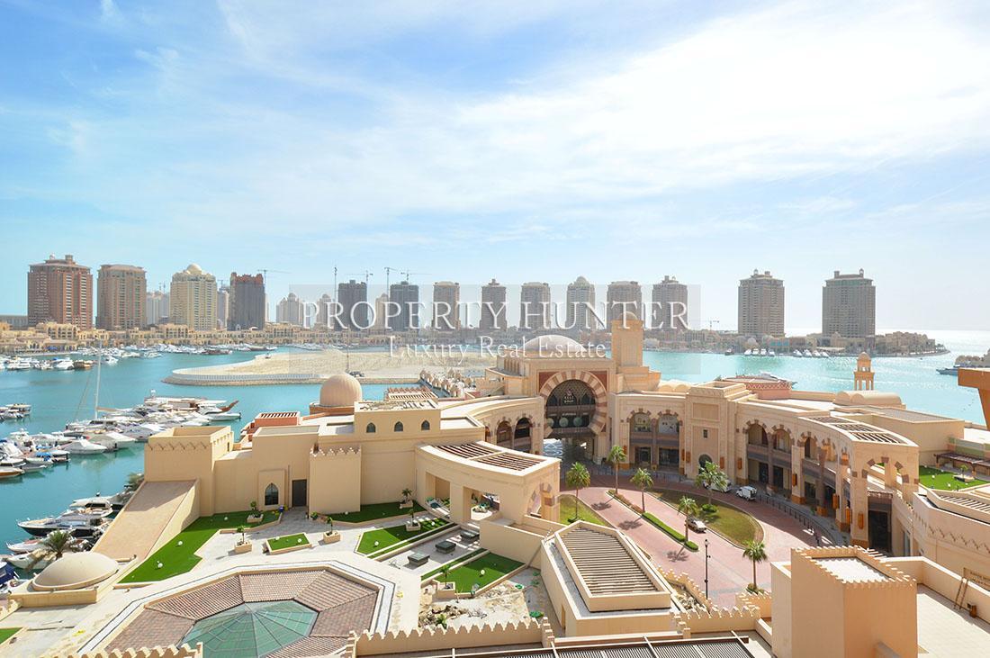 شقة 3+خادمة غرفة نوم في Doha - The Pearl-Qatar