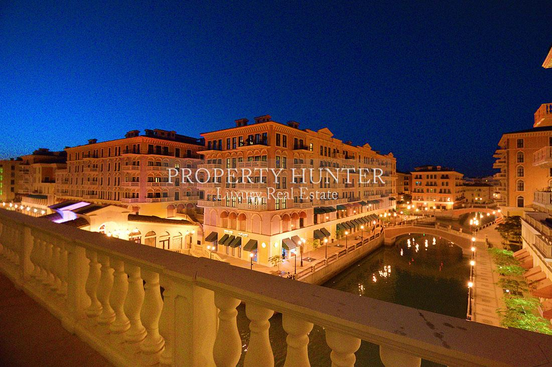 3 Bedroom Duplex in Doha - The Pearl-Qatar