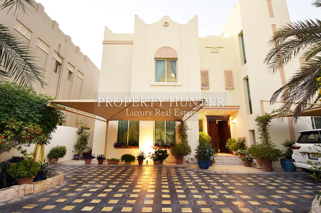 4 Bedroom Standalone Villa in Doha - West Bay Lagoon