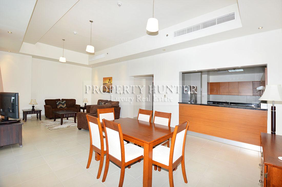 3 Bedroom Apartment in Doha - Diplomatic Area - West Bay