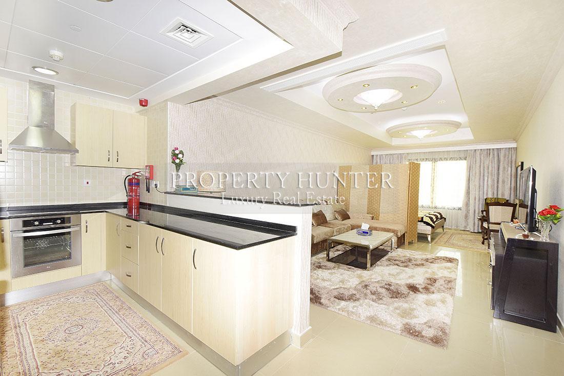 Studio Bedroom  in Doha - The Pearl-Qatar