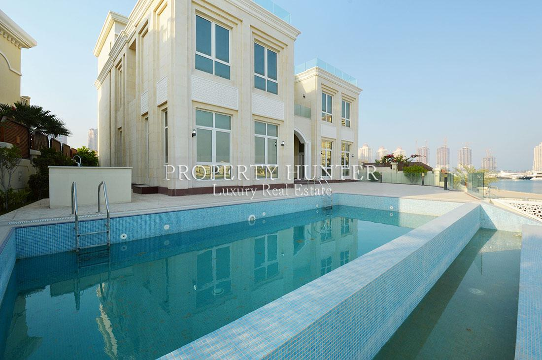 6 Bedroom Standalone Villa in Doha - The Pearl-Qatar