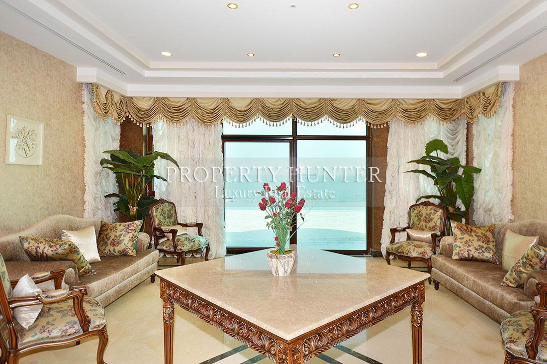 4+Maid bedroom Standalone Villa for sale in The pearl