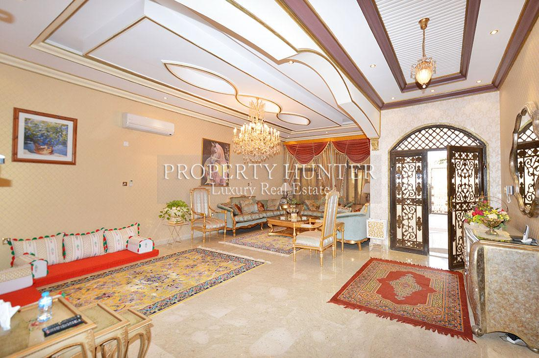 6 Bedroom Standalone Villa in Doha - Al Duhail
