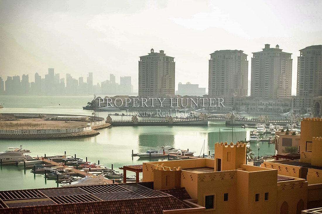 5+Maid Bedroom Standalone Villa in Doha - The Pearl-Qatar
