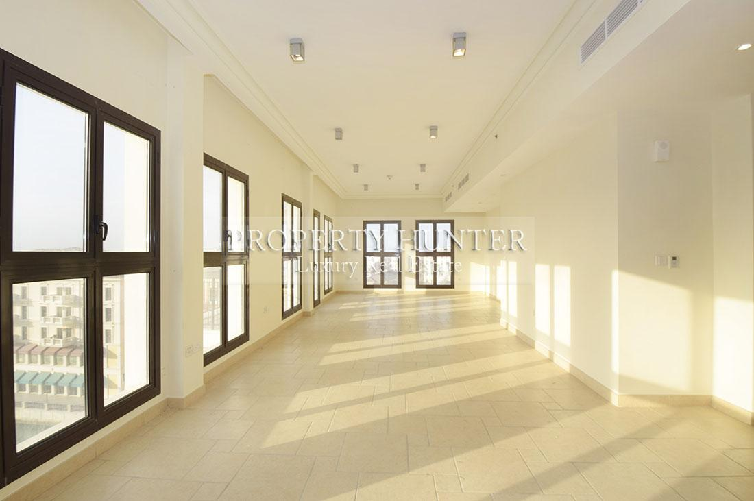 3 Bedroom Apartment in Doha - The Pearl-Qatar - Qanat Quartier