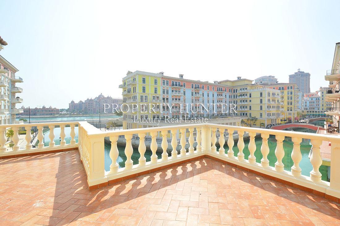 3 Bedroom Town House in Doha - The Pearl-Qatar - Qanat Quartier