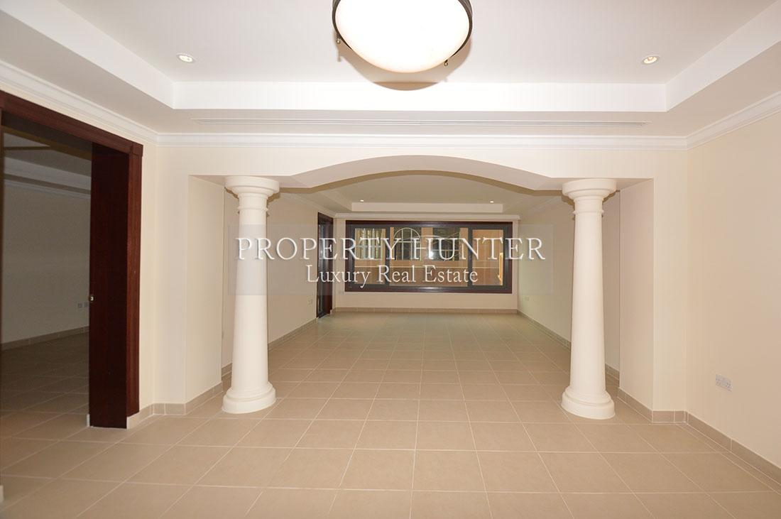 2 Bedroom Town House in Doha - The Pearl-Qatar - Porto Arabia