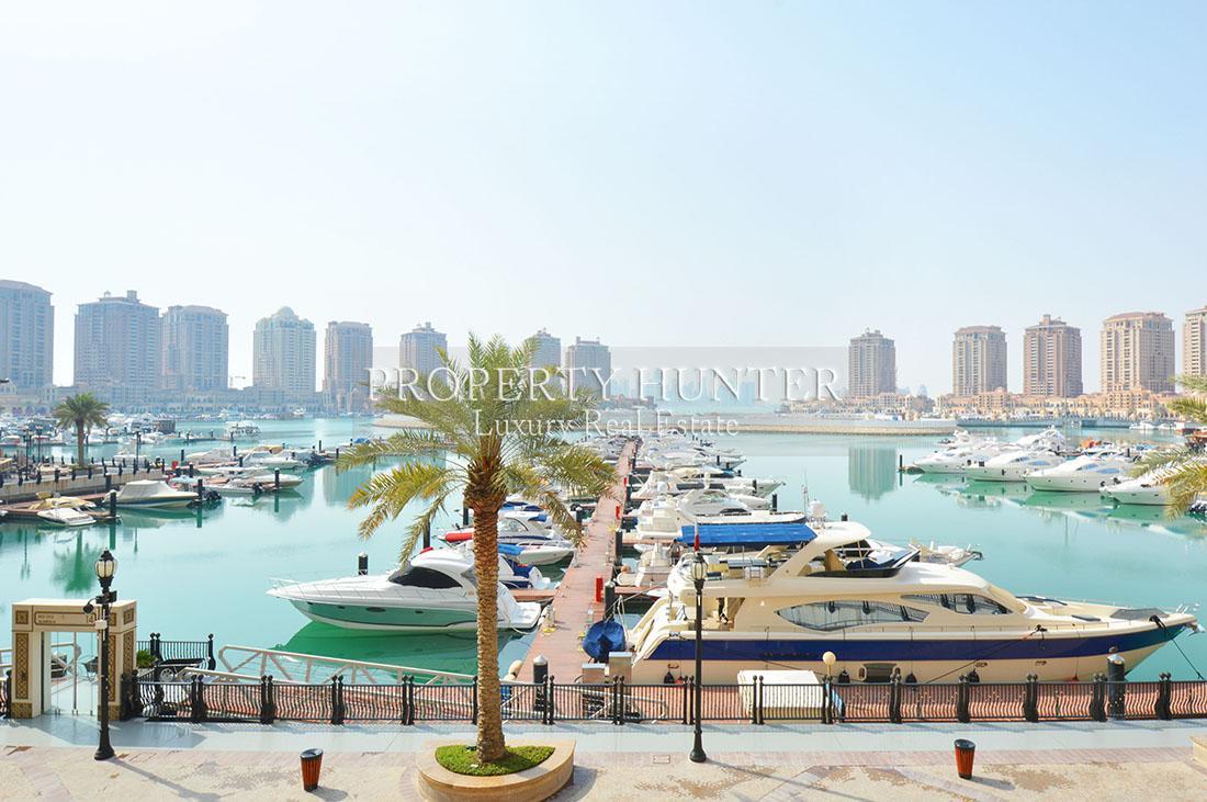 تاون هاوس 4+خادمة غرفة نوم في Doha - The Pearl-Qatar