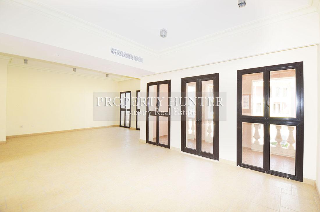 3 Bedroom Town House in Doha - The Pearl-Qatar - Qanat Quartier