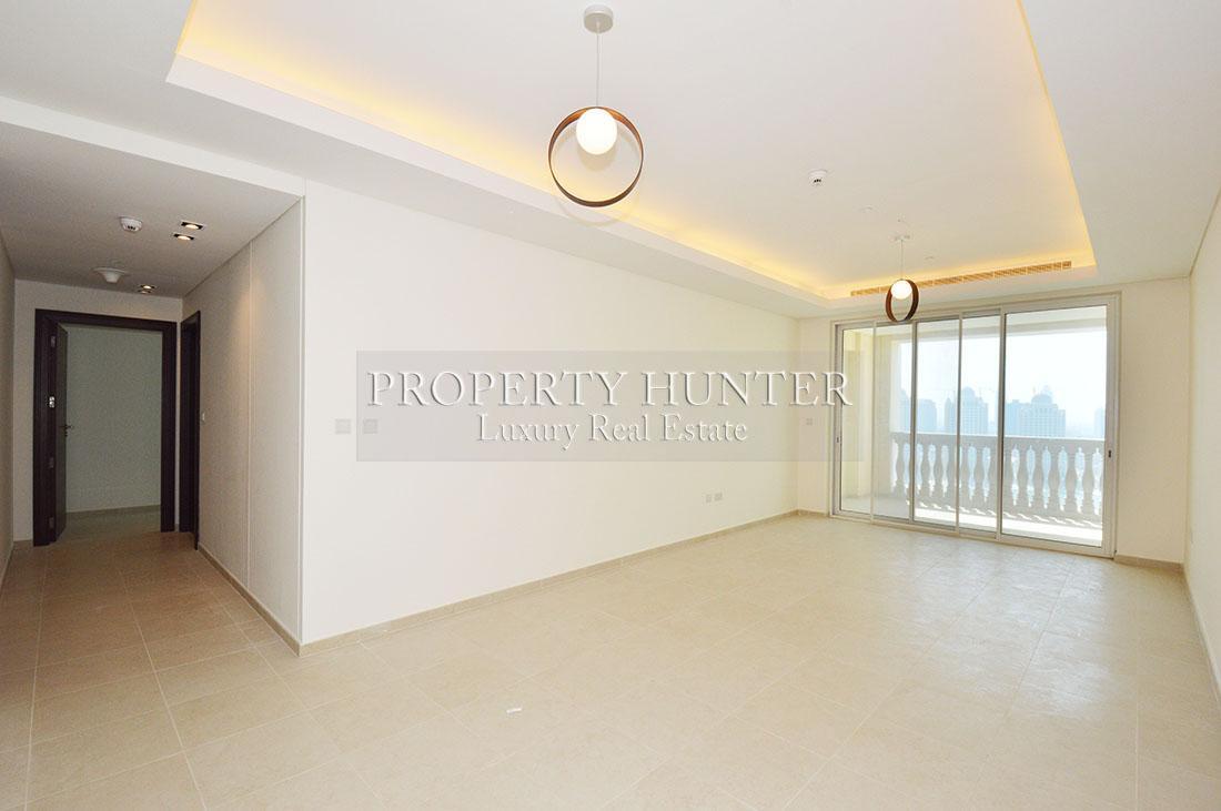 2+Maid Bedroom Apartment in Doha - The Pearl-Qatar - Viva Bahriya
