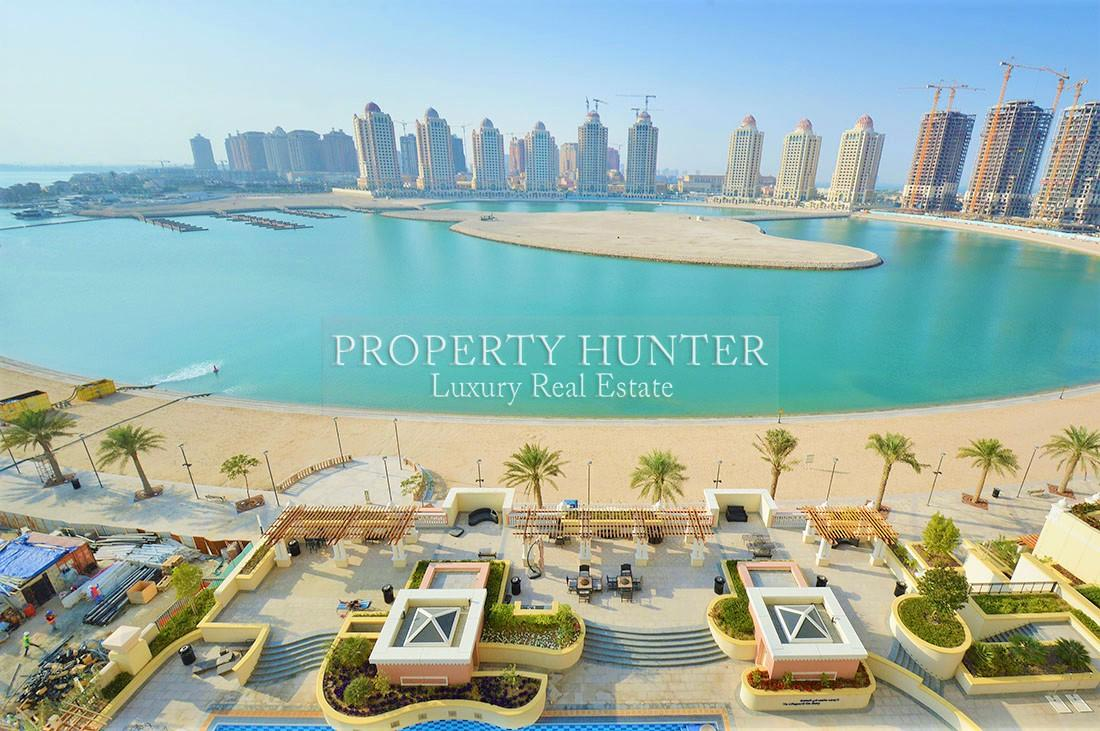 2+Maid Bedroom Apartment in Doha - The Pearl-Qatar