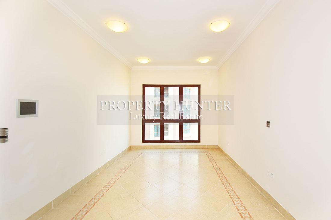 Studio Bedroom Apartment in Doha - The Pearl-Qatar - Medina Centrale